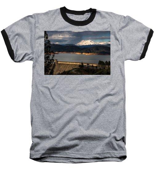 The Three Shasta's Baseball T-Shirt