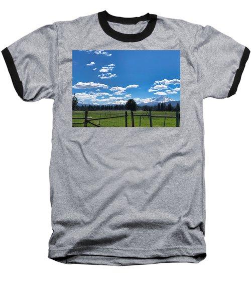 The Three Sisters Baseball T-Shirt