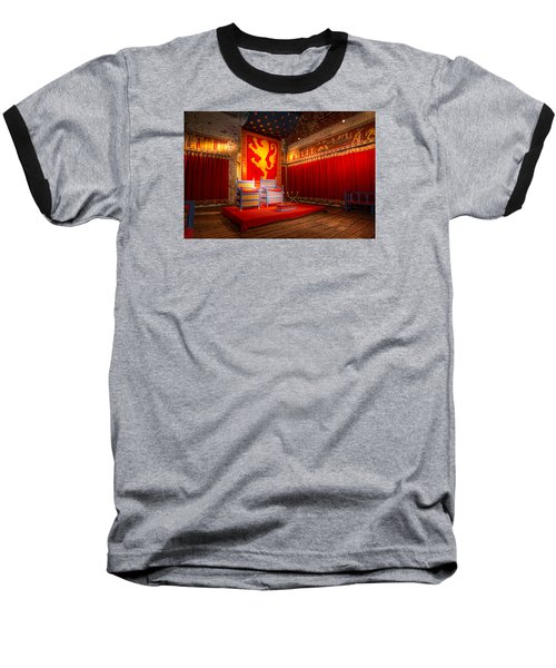 The Throne Room Of Dover Castle Baseball T-Shirt