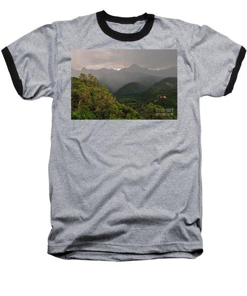 The Thunder Rolls Baseball T-Shirt