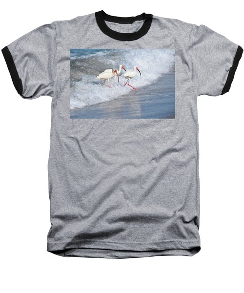 The Tide Of The Ibises Baseball T-Shirt