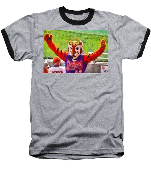 The Tiger Baseball T-Shirt