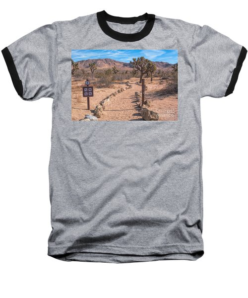 The Trailhead Baseball T-Shirt