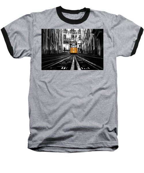 The Tram Baseball T-Shirt