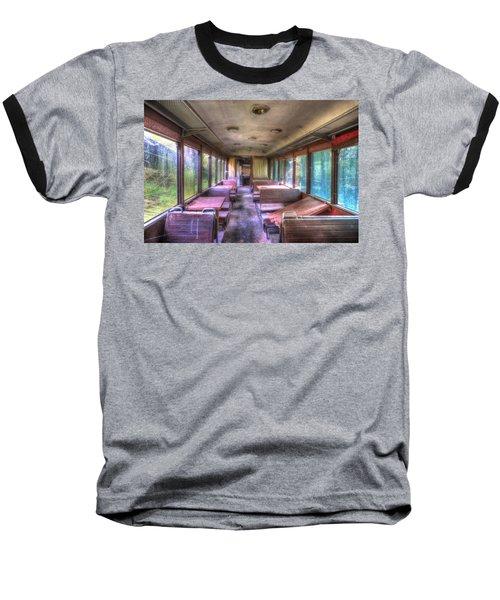 The Tram Leaves The Station... Inside Baseball T-Shirt