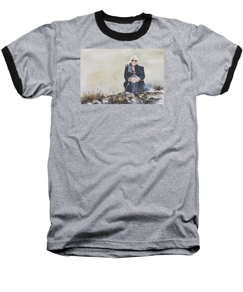 The Traveler Baseball T-Shirt