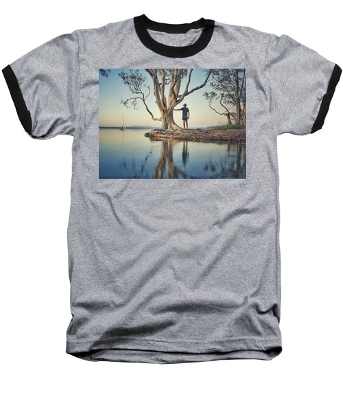 The Tree And Me Baseball T-Shirt
