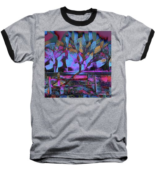 The Tree Of Life Baseball T-Shirt