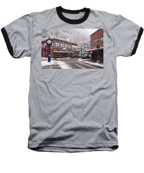 The Triangle Baseball T-Shirt by Cathy Mahnke