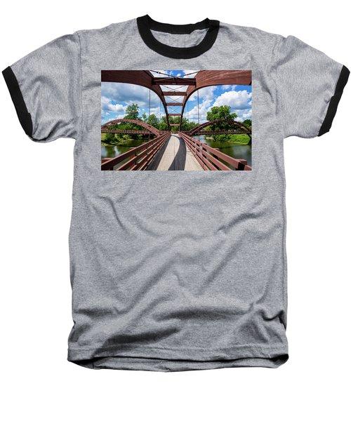 The Tridge  Baseball T-Shirt