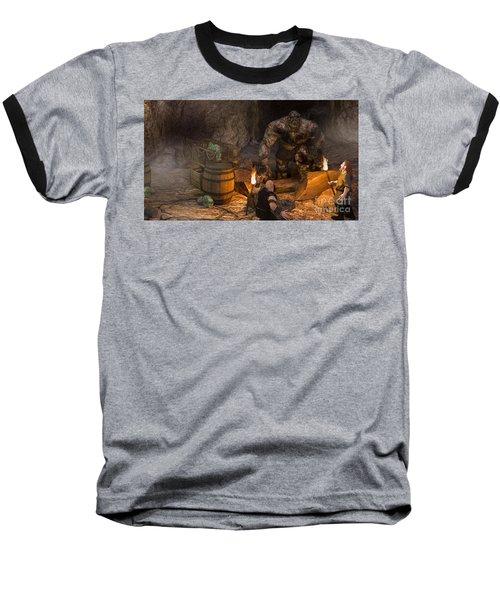 The Trolls Of Black Water Deep Baseball T-Shirt