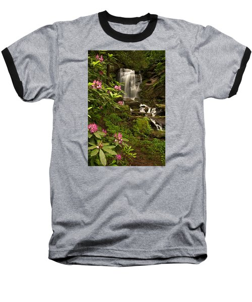 The Tropics Of North Carolina Baseball T-Shirt