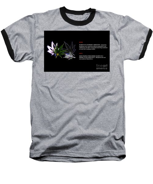 The Truth About Mary Jane Baseball T-Shirt by Jacqueline Lloyd