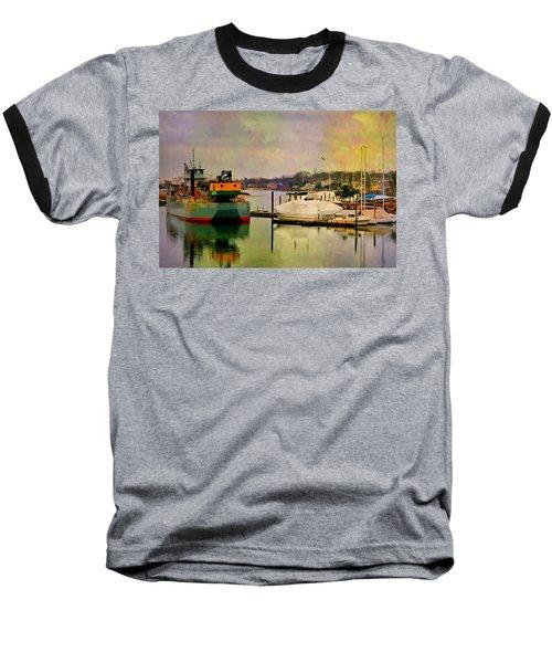 The Tug Boat Baseball T-Shirt