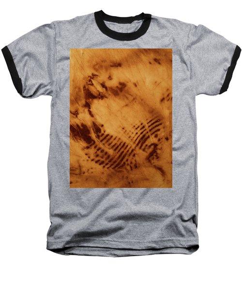 The Tulip Baseball T-Shirt by Cynthia Powell