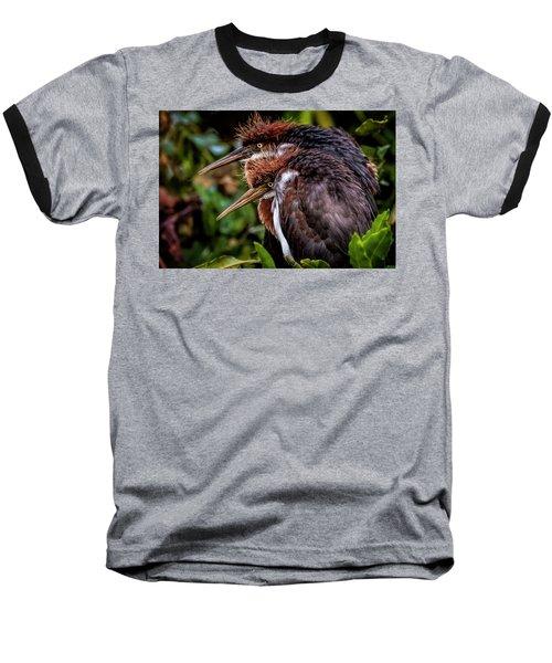 The Twins Baseball T-Shirt by Cyndy Doty