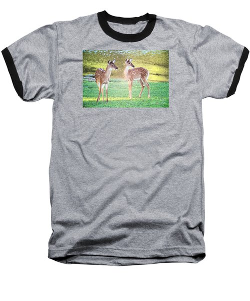 The Twins Baseball T-Shirt