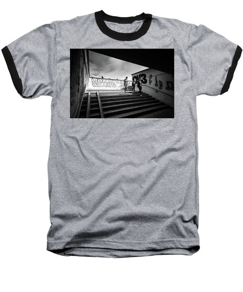 The Underpass Baseball T-Shirt