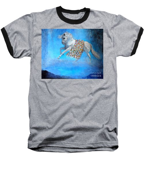 The Unicorn Baseball T-Shirt
