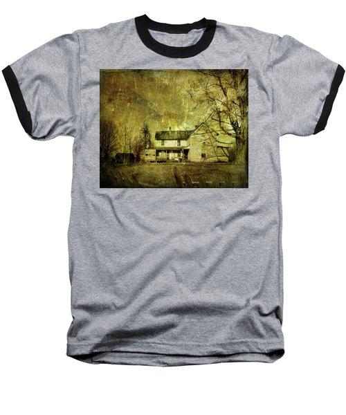 The Uninvited Baseball T-Shirt by Mark Allen