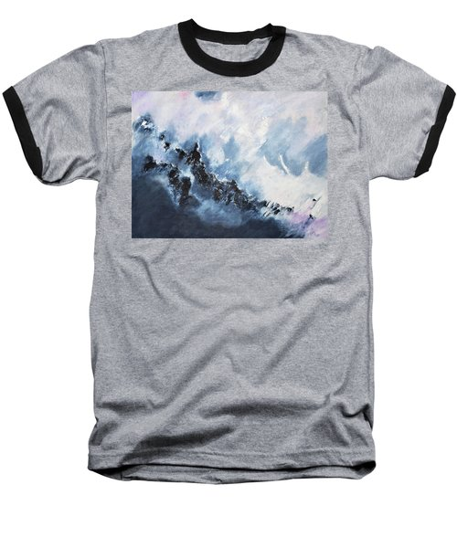 The Universe In Part 1 Baseball T-Shirt