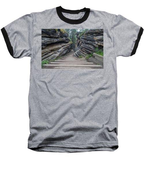 The Unknown Path Baseball T-Shirt