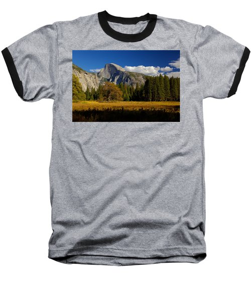 Baseball T-Shirt featuring the photograph The Valley by Evgeny Vasenev