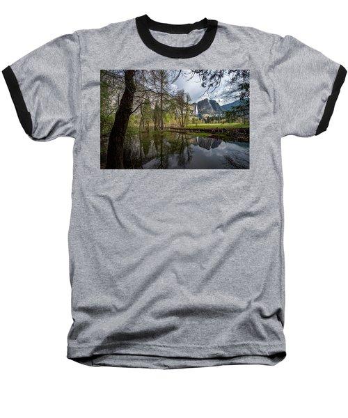 The Valley Floor Baseball T-Shirt