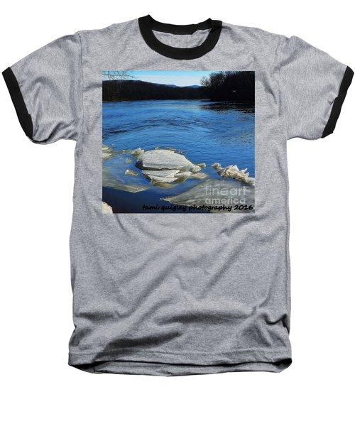 The Vanishing Winter Baseball T-Shirt