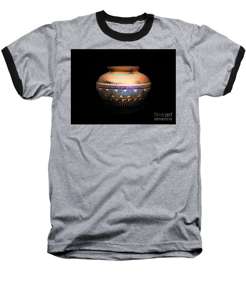 The Vase Of Joy Baseball T-Shirt