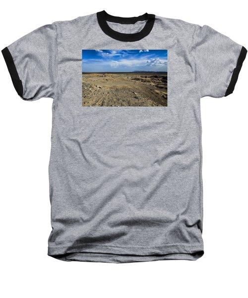 The Vastness Baseball T-Shirt