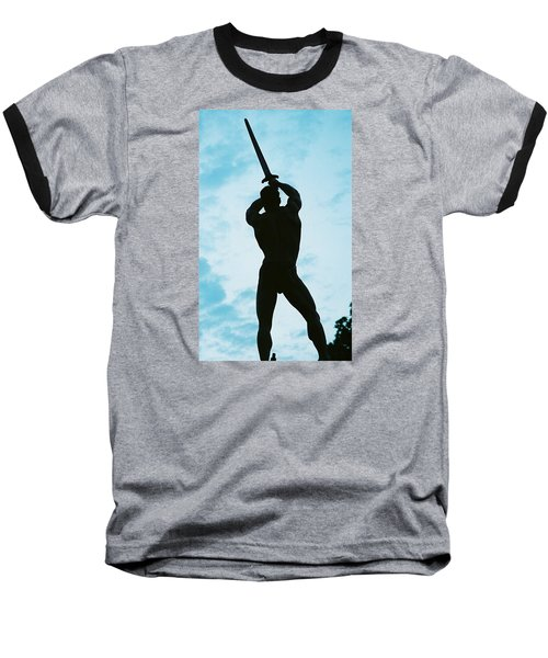 The Victor Baseball T-Shirt by Jake Hartz