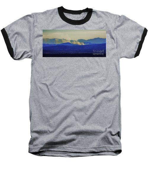The View From The Top Baseball T-Shirt