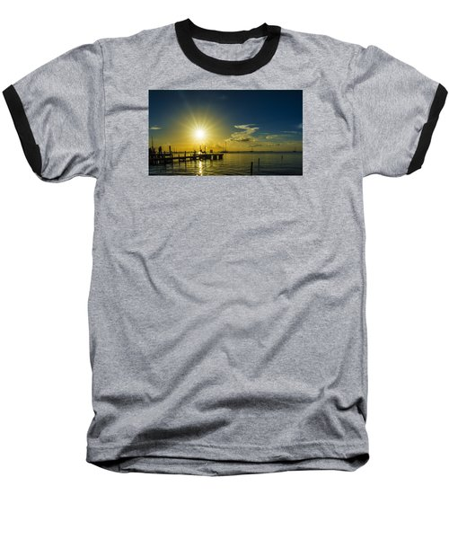 The View Baseball T-Shirt by Kevin Cable
