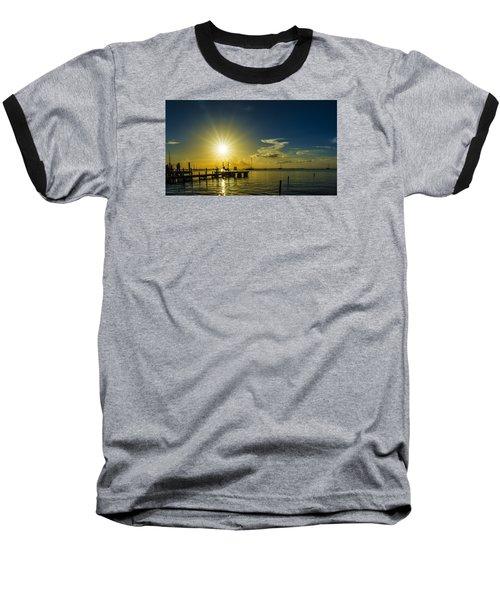 The View Baseball T-Shirt