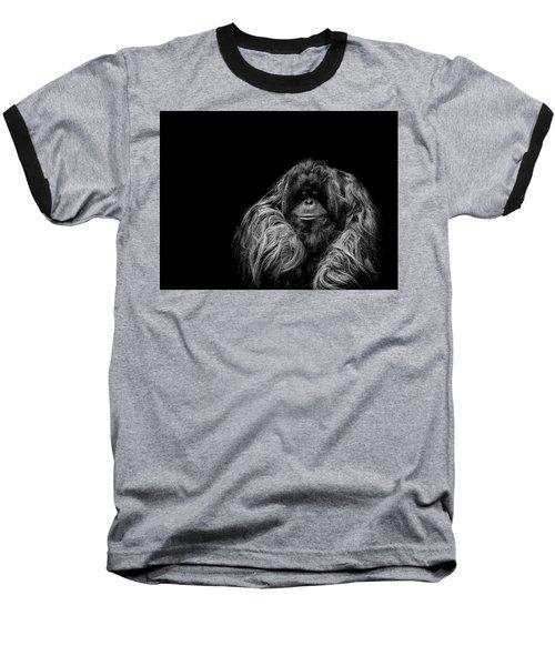The Vigilante Baseball T-Shirt by Paul Neville