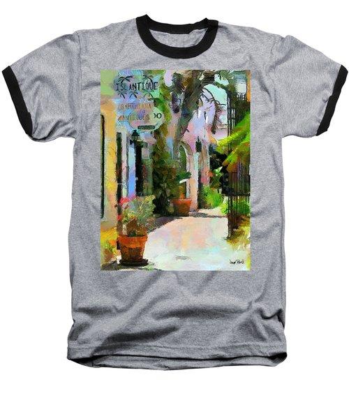 The Villa Baseball T-Shirt