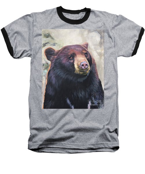 The Virtue Of Grace Baseball T-Shirt