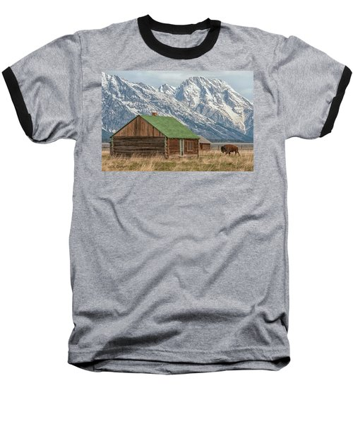 The Visitor Baseball T-Shirt