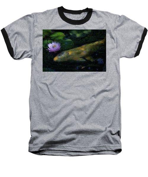 The Visitor Baseball T-Shirt