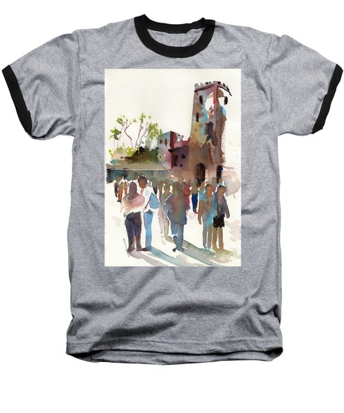 The Visitors Baseball T-Shirt