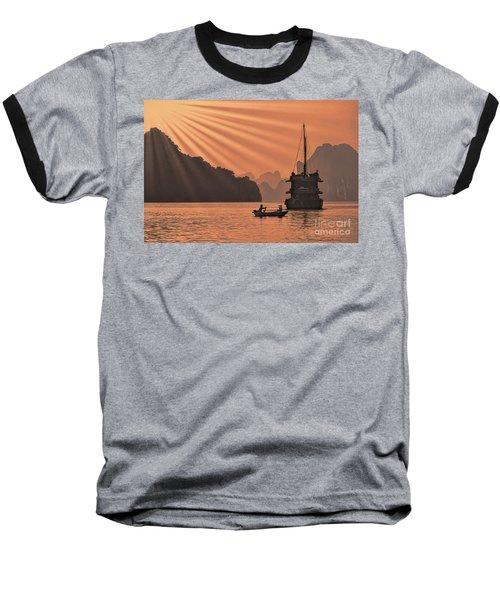 The Voyage Ha Long Bay Vietnam  Baseball T-Shirt