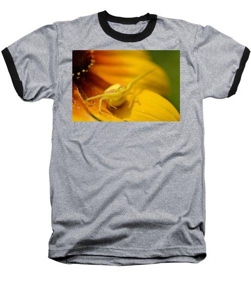 The Wait Baseball T-Shirt by Janet Rockburn