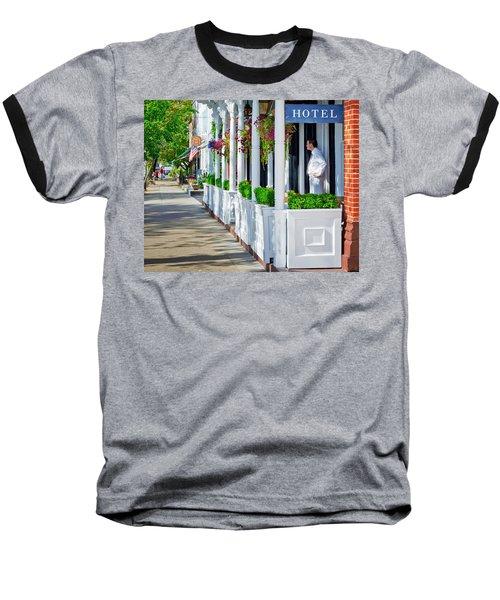 The Waiter Baseball T-Shirt