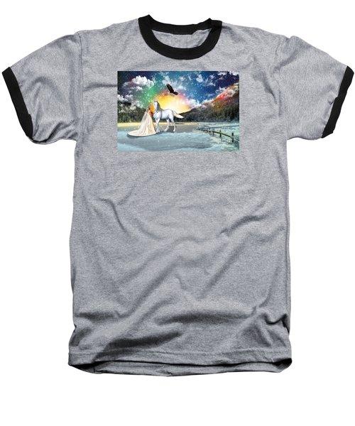 The Waiting Bride Baseball T-Shirt