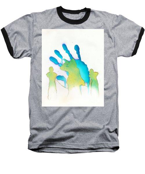 The Walking Dead White Baseball T-Shirt