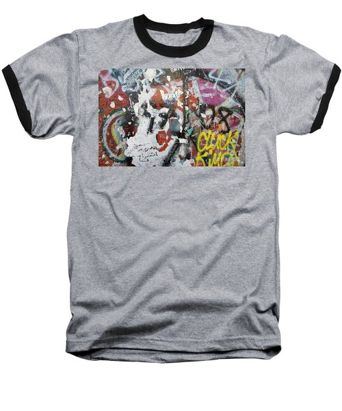 The Wall #11 Baseball T-Shirt