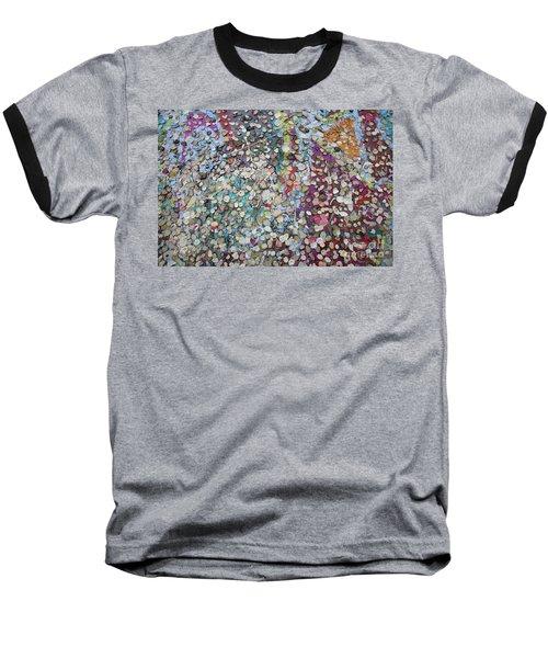 The Wall #4 Baseball T-Shirt