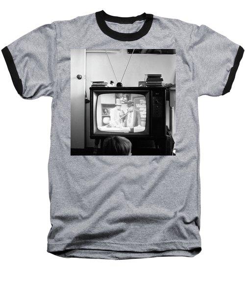 Phoenix Television Circa 1971 Baseball T-Shirt