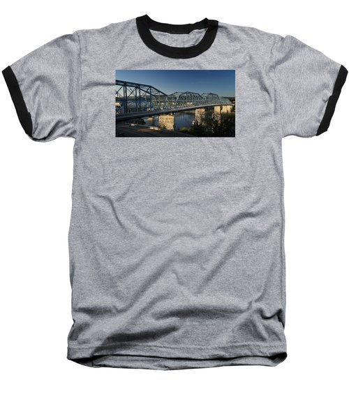 The Walnut St. Bridge Baseball T-Shirt